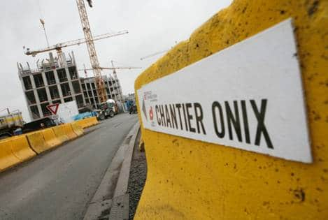Bâtiment ONIX Lille 17 000 m2 de bureau: Eau Glacée, Pompe a Chaleur, Régulation, Ventilo-Convecteurs, Désenfumage